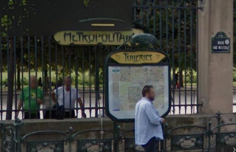 TuileriesMetroStop
